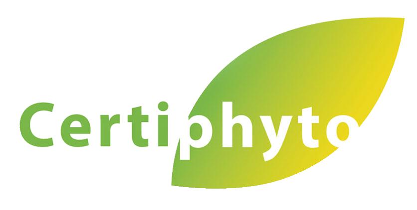 Logo Certiphyto
