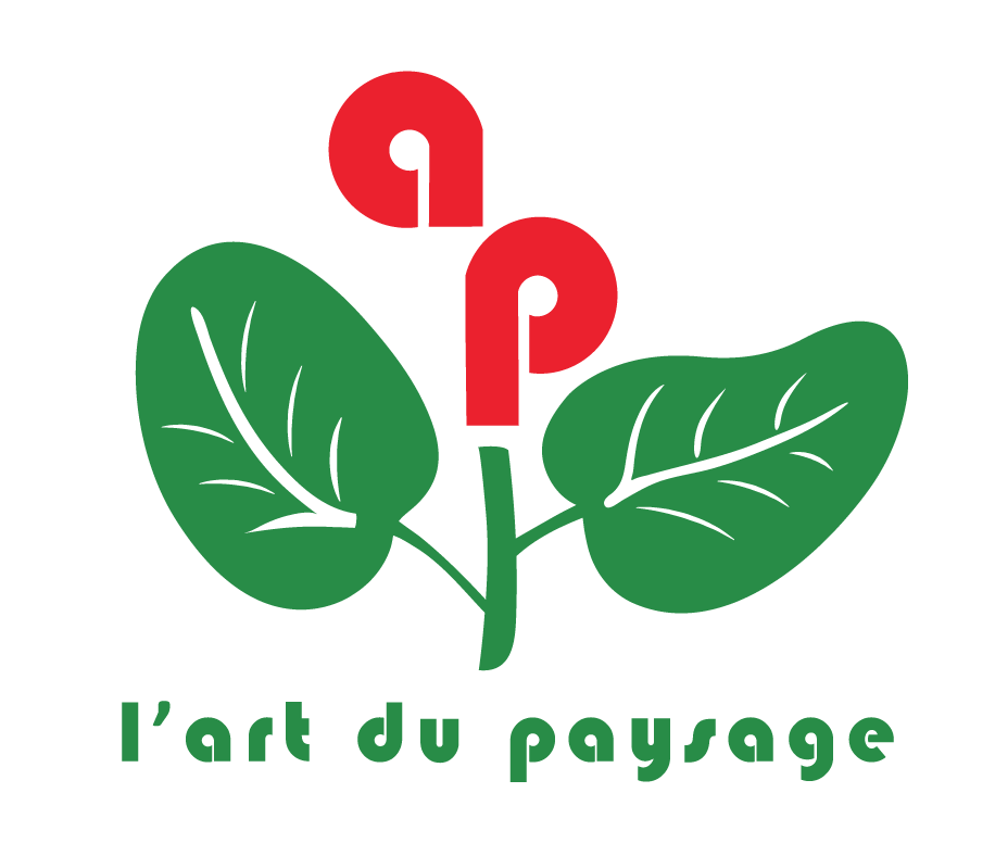 L'art du paysage Logo